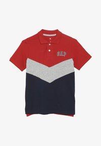 GAP - BOY LOGO - Polo shirt - modern red - 3