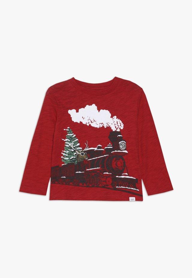 TODDLER BOY - Langarmshirt - modern red