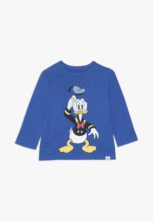 TODDLER BOY - Bluzka z długim rękawem - blue streak