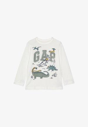 TODDLER BOY NOVELTY LOGO - Camiseta de manga larga - new off white