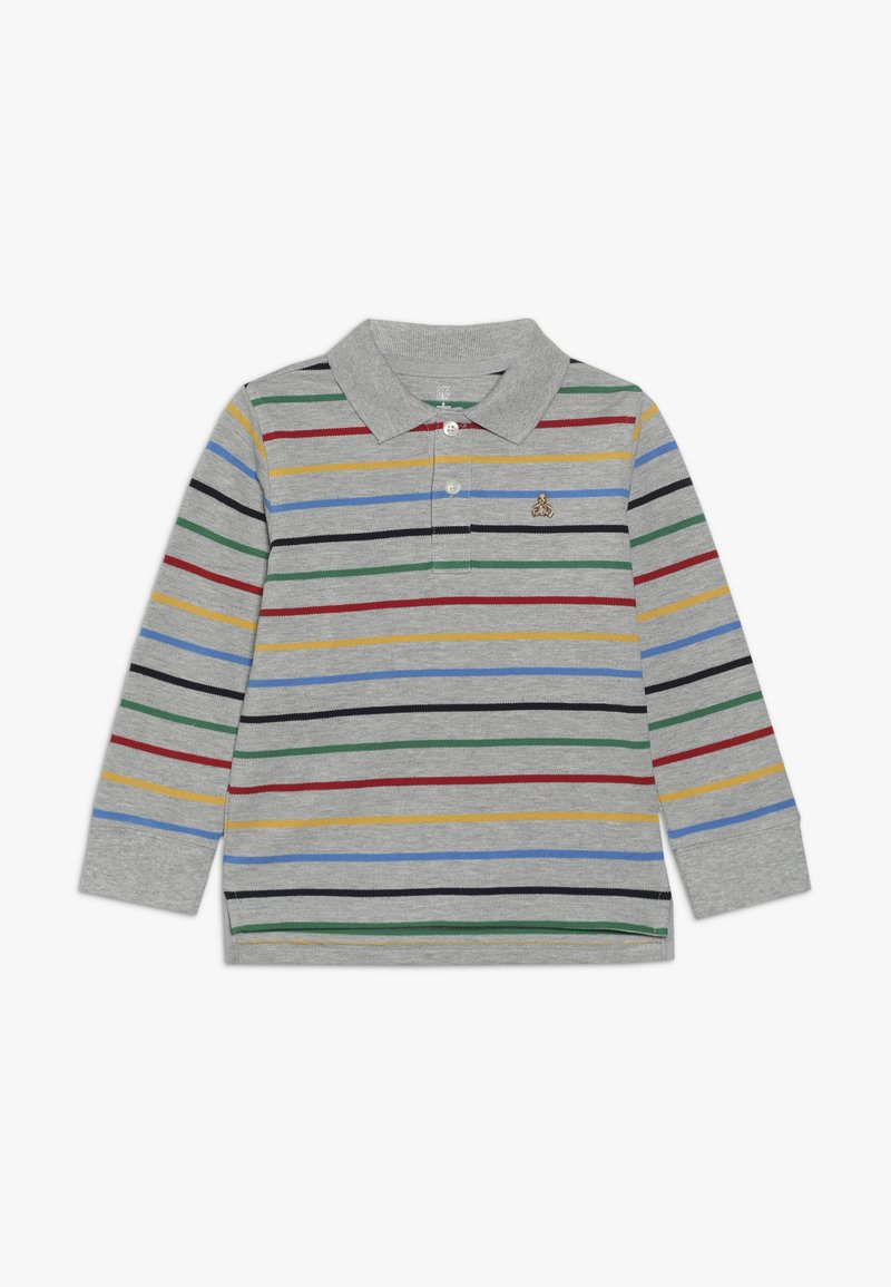 GAP - TODDLER BOY - Piké - light heather grey