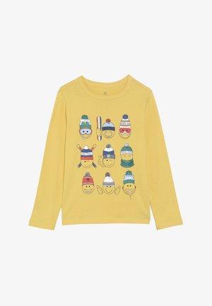 BOY - Camiseta de manga larga - gold wash