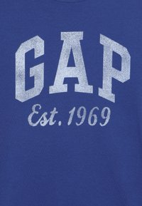 GAP - BOY - T-shirt print - brilliant blue
