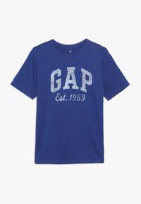 GAP - BOY - T-shirt print - brilliant blue - 0