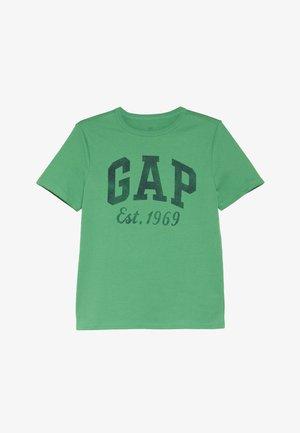 BOY - T-shirt con stampa - lush green