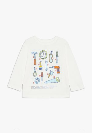 TODDLER BOY  - Maglietta a manica lunga - new off white