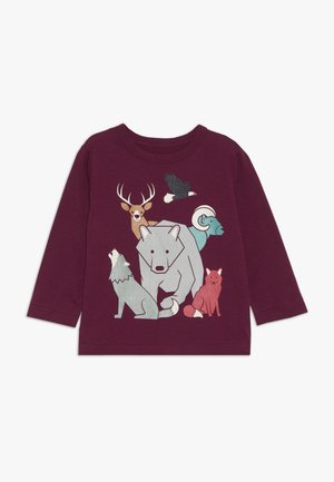 TODDLER BOY  - Longsleeve - red delicious