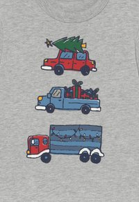 GAP - TODDLER BOY  - T-shirt print - light heather grey - 3