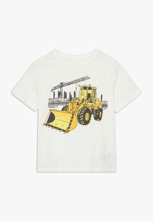 TODDLER BOY  - T-shirt z nadrukiem - new off white