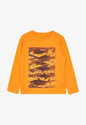 BOY - T-shirt à manches longues - oriole orange