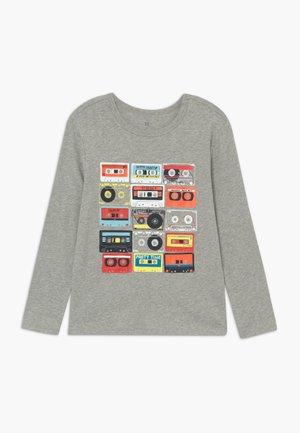 BOY - Pitkähihainen paita - light heather grey