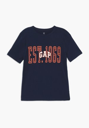 BOY - T-shirt print - tapestry navy
