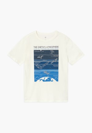 BOY  - T-shirt imprimé - new off white