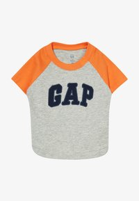 GAP - GARCH - Print T-shirt - light heather grey - 2