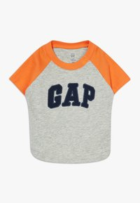 GAP - GARCH - Print T-shirt - light heather grey - 0