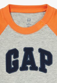 GAP - GARCH - Print T-shirt - light heather grey - 3