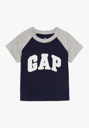 GARCH - Print T-shirt - navy