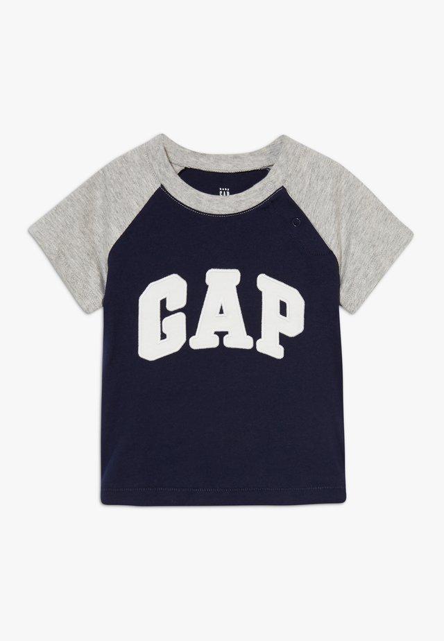 GARCH - Camiseta estampada - navy
