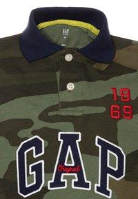 GAP - BOY - Polo - green - 2