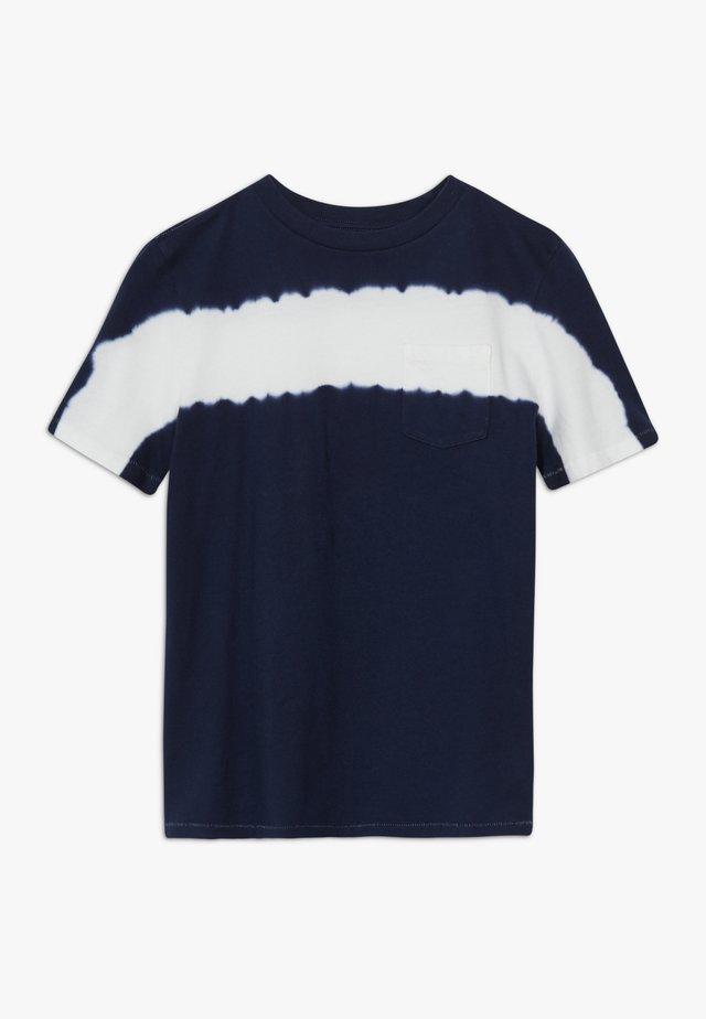 BOY TEE - T-shirt print - tapestry navy