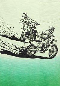 GAP - BOY TEE - T-shirt print - matcha green - 2