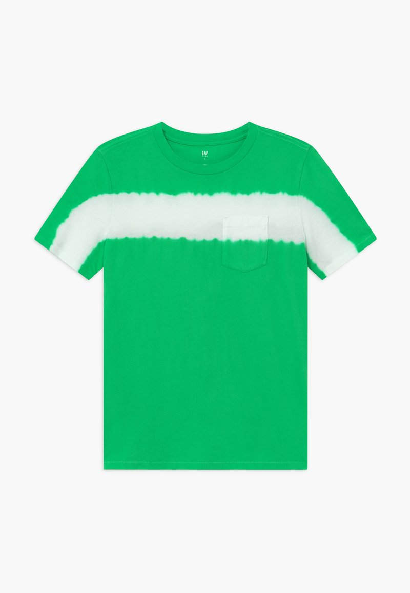 GAP - BOY TEE - Print T-shirt - lush green