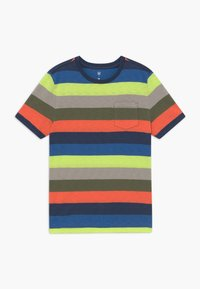 GAP - BOY TEE - Triko s potiskem - multi-coloured - 0
