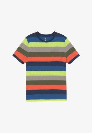 BOY TEE - Triko spotiskem - multi-coloured