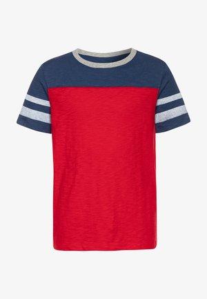 BOY TEE - Print T-shirt - blue shade