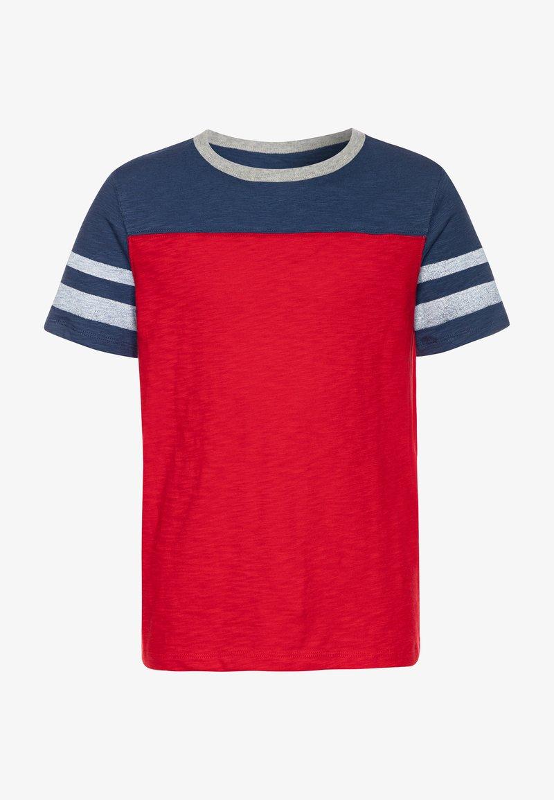 GAP - BOY TEE - Print T-shirt - blue shade