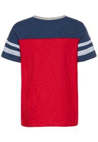 GAP - BOY TEE - Print T-shirt - blue shade - 1