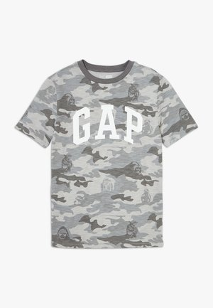 BOY ARCH - T-shirt con stampa - grey