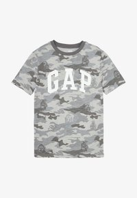 GAP - BOY ARCH - T-shirt print - grey - 2