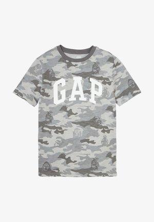 BOY ARCH - T-shirt print - grey
