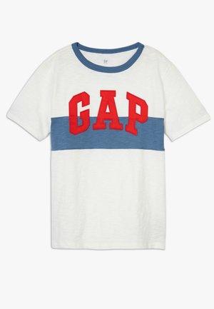 BOY ARCH TEE - Camiseta estampada - new off white