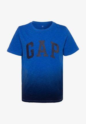 BOY DIPDYE ARCH - T-shirt imprimé - admiral blue