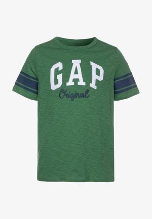 BOY ARM - T-shirt print - summer spruce