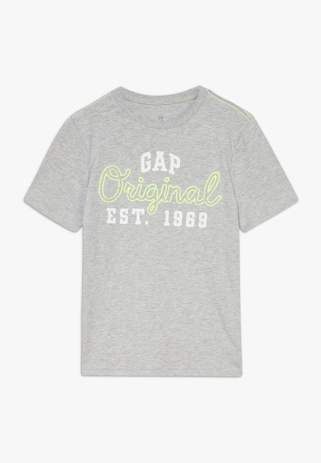 BOY ORIGINAL  - T-Shirt print - light heather grey