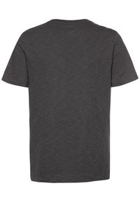 GAP - BOY FLIPPY TEE - T-shirt imprimé - soft black - 1