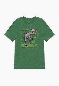 GAP - HOLOGRAPHIC DINOSAUR T-SHIRT - T-shirt print - summer spruce - 0