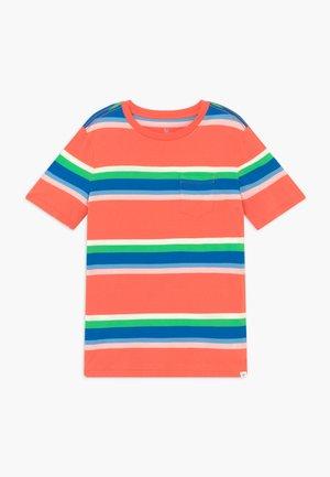 BOY  - T-shirt print - miami coral