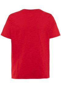 GAP - BOY LOGOMANIA - Print T-shirt - pure red - 1