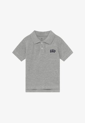 TODDLER BOY SOLID LOGO  - Poloshirt - light grey heather