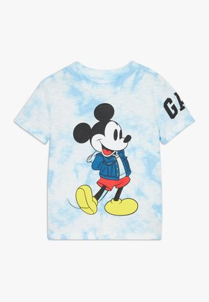 TODDLER BOY MICKEY GRAPHICS - Camiseta estampada - buxton blue