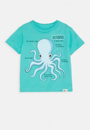 TODDLER BOY - Print T-shirt - green cascade