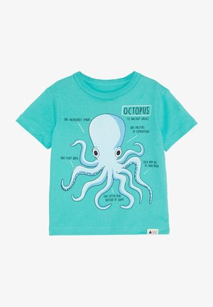 TODDLER BOY - Camiseta estampada - green cascade