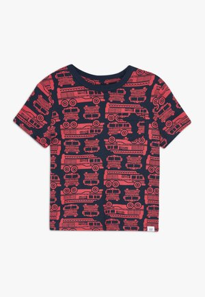 TODDLER BOY PRINT TEE - T-shirt print - blue galaxy