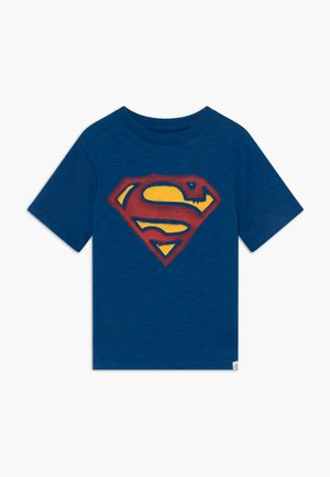 TODDLER BOY CAPE TEE - Camiseta estampada - blue edge