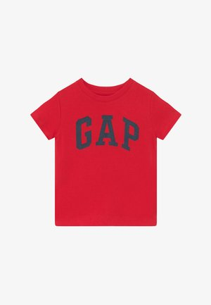 TODDLER BOY LOGO - T-shirt med print - pure red