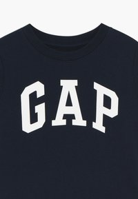 GAP - TODDLER BOY LOGO - Triko s potiskem - blue galaxy - 3